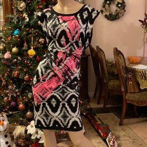 Herve Leger Bandage Dress size L